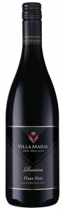 Reserve Pinot Noir  Marlborough Villa Maria Marlborough
