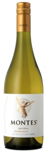 Montes Reserva Chardonnay Montes Chile Valle Central