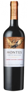 Limited Selection Cabernet Sauvignon Carmenère Montes Chile Valle Central