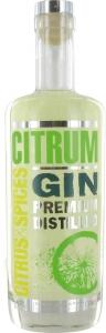 Gin Citrum Distilleries et Domaines de Provence Provence
