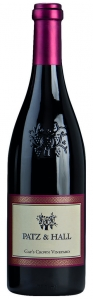 Patz  Hall Pinot Noir Gaps Crown Vineyard Patz & Hall Kalifornien