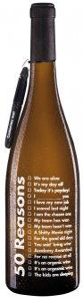 50 Reasons Sauvignon Blanc 2015 Neleman DO Valencia