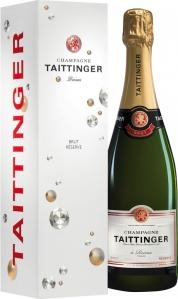 Champagne Taittinger Brut Réserve in Diamond GP Champagne Taittinger Champagne