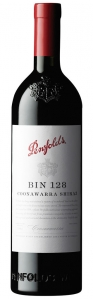 Bin 128 Coonawarra Shiraz Penfolds South Australia