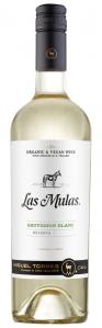Las Mulas Sauvignon Blanc Miguel Torres Chile Valle Central