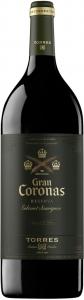 Gran Coronas Cabernet Sauvignon Magnum (1,5l) Miguel Torres DO Penedès