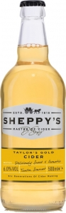 Sheppy's Taylor's Gold Single Variety Apple Cider Sheppy's Craft Cider Somerset