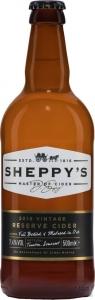Sheppy's Vintage Reserve Oak Matured Somerset Cider Sheppy's Craft Cider Somerset