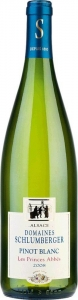 Pinot Blanc Alsace AOC 2012 Domaines Schlumberger