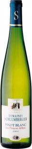 Pinot Blanc les Princes Abbés Alsace AOC Domaines Schlumberger Elsass