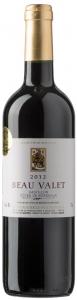 Beau Valet Castillon Côtes de Bordeaux AOC Union de Producteurs de St. Emilion Bordeaux