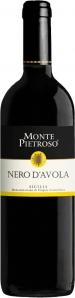 Monte Pietroso Nero d'Avola Sicilia DOC Monte Pietroso Sizilien
