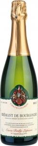 Crémant de Bourgogne Tasteviné Brut Crémant de Bourgogne AOC Caves Bailly-Lapierre Burgund