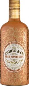 Vermouth Dorado Amargo Suave Padro & Co. Katalonien