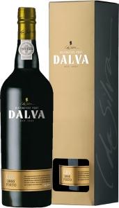 Dalva Port Late Bottled Vintage in Geschenkpackung C. da Silva Douro