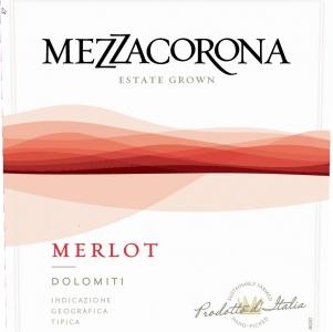 Merlot Trentino DOC America Magnum (1,5l) Mezzacorona Trentino-Südtirol