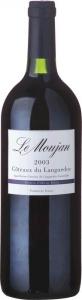 Le Moujan Indication Géographique AOP Pays d'Herault (1,0l) Les Vins de Saint Saturnin Languedoc - Roussillon