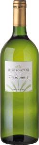 Chardonnay Vin de Pays dOc 2015 Belle Fontaine
