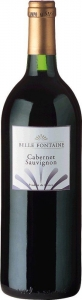Cabernet Sauvignon Vin de Pays dOc 2014 Belle Fontaine