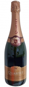 Quartet Rosé Brut Roederer Estate Californian Quality Sparkling Wine  Roederer Estate Quartet