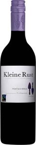 Kleine Rust Pinotage Shiraz Stellenbosch JJ Wines Stellenbosch