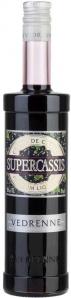 Supercassis Védrenne 20% vol Crème de Cassis de Nuits-Saint-Georges (0,7l) Védrenne Nuits Saints Georges