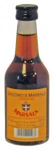 Mini Marsala Fine Giacomo's DOC (0,1l) Max Piehl Sizilien