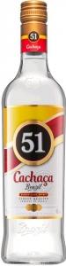 Cachaça 51 40% vol. Zuckerrohrdestillat (0,7l) Companhia Müller de Bebidas