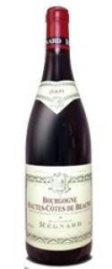Hautes Côtes de Beaune Bourgogne AOC Domaine Régnard Burgund
