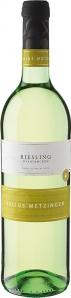Julius Metzinger Riesling QbA halbtrocken Südpfälzer Weinvertrieb Pfalz