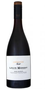 Grenache Noir Indication Géographique AOP Mont Baudile Louis Mansay Languedoc/Roussillon