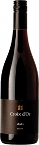 Merlot Croix d'Or Vin de Pays d'Oc 2015 CROIX D'OR