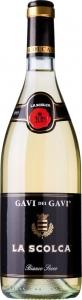 Gavi dei Gavi® Etichetta Nera Gavi DOCG halbe Flasche 2015 La Scolca Piemont