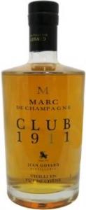 Marc de Champagne Egrappe 40 % Très Vieux Distillerie Jean Goyard Champagne