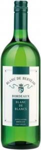 Blanc de Berteau Blanc de Blancs Bordeaux AOP 2015 Univitis