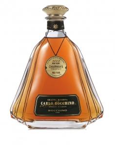 Geschenkset Riserva Carlo Bocchino 0,7l + 2 Gläser Bocchino Piemont