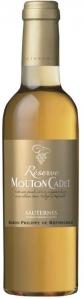 Mouton Cadet Réserve Sauternes AOC (0,375l) Baron Philippe de Rothschild Sauternes