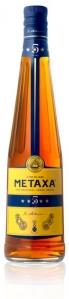 Metaxa 5 Stars 38% vol RemyCointreau