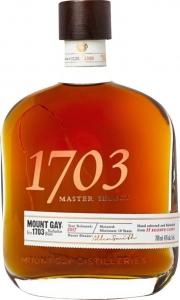 Mount Gay 1703 MS Edition 2020 43 % vol Exmouth Gap, Brandons, 0