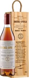 Brandy Single Barrel DO Ximénez-Spinola Jerez-Xérès-Sherry