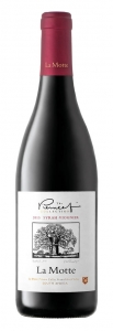 The Pierneef Collection Syrah Viognier 2013 Kanonkop Franschhoek