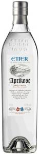 Etter Aprikose  Royale Luizet 42% Vol. in Geschenkverpackung Etter Söhne AG Distillerie Zug