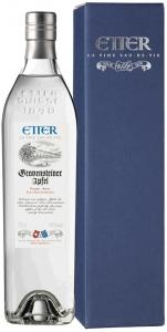 Etter Gravensteiner Apfel Schweizer Gravensteiner Apfel, 41%Vol, Geschenkp. Etter Söhne AG Distillerie Zug