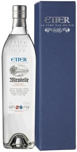 Etter Mirabelle in Geschenkverpackung Schweizer Mirabelle, 41% Vol. Etter Söhne AG Distillerie Zug