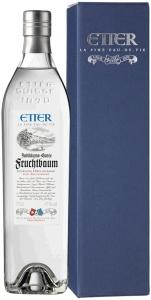 Etter Fruchtbaum in Geschenkpackung Schweizer 5 Fruchtbrände, 41% Vol, Geschenkpa. Etter Söhne AG Distillerie Zug