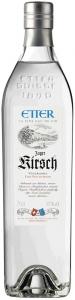 Zuger Etter Kirsch alt und edel Schweizer Kirschwasser, 41% Vol. Etter Söhne AG Distillerie Zug