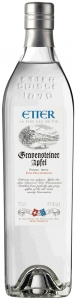 Etter Gravensteiner Apfel Schweizer Gravensteiner Apfel, 41%Vol. Etter Söhne AG Distillerie Zug