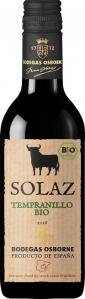 Solaz Tempranillo Vino de la Tierra de Castilla (0,25l) Osborne
