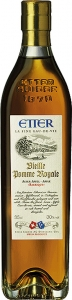 Etter Alter Apfel Vieille Pomme Royale Gravensteiner Apfel 40% Vol.  Etter Söhne AG Distillerie Zug