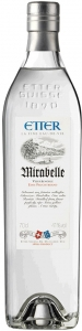 Etter Mirabelle Schweizer Mirabelle, 41% Vol. Etter Söhne AG Distillerie Zug